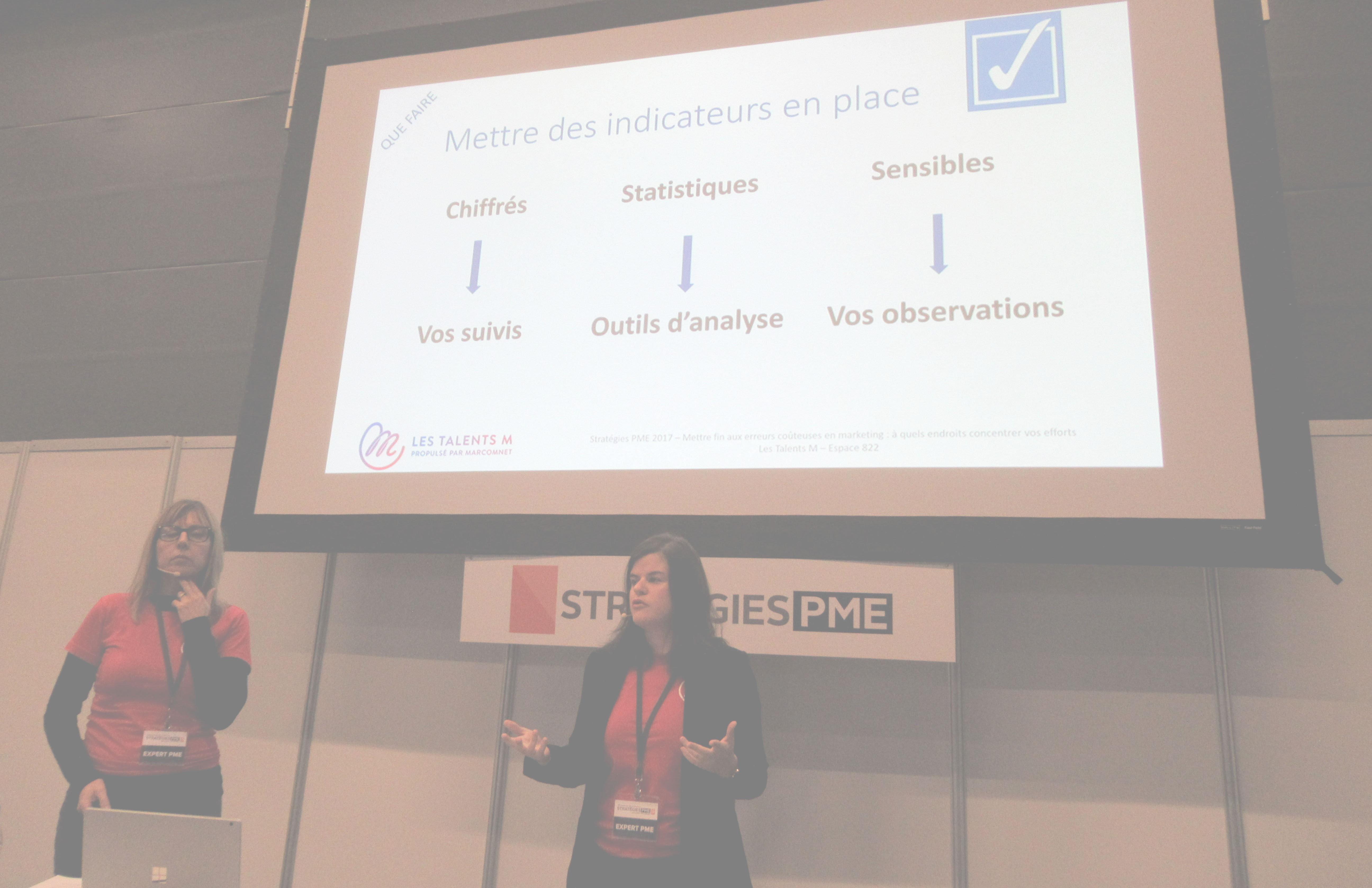 Conférence «Mettre fin aux erreurs coûteuses en marketing» – Montréal
