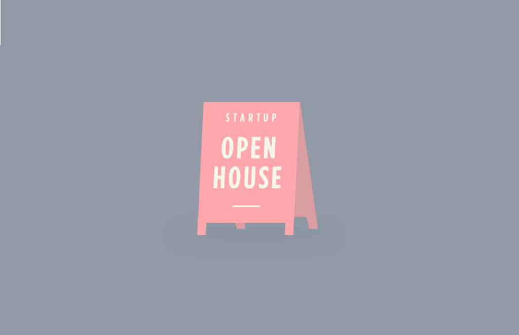 Startup Open House 2018