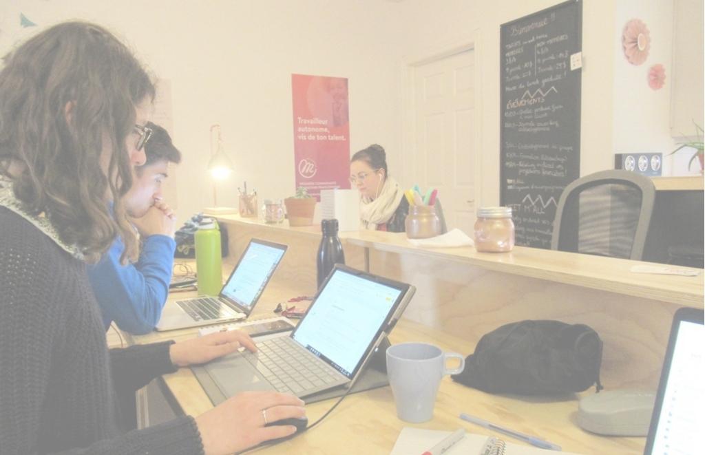 Journée coworking-codéveloppement – Montréal