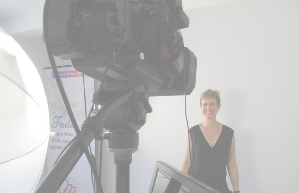 Tournage vidéo marketing en rafale