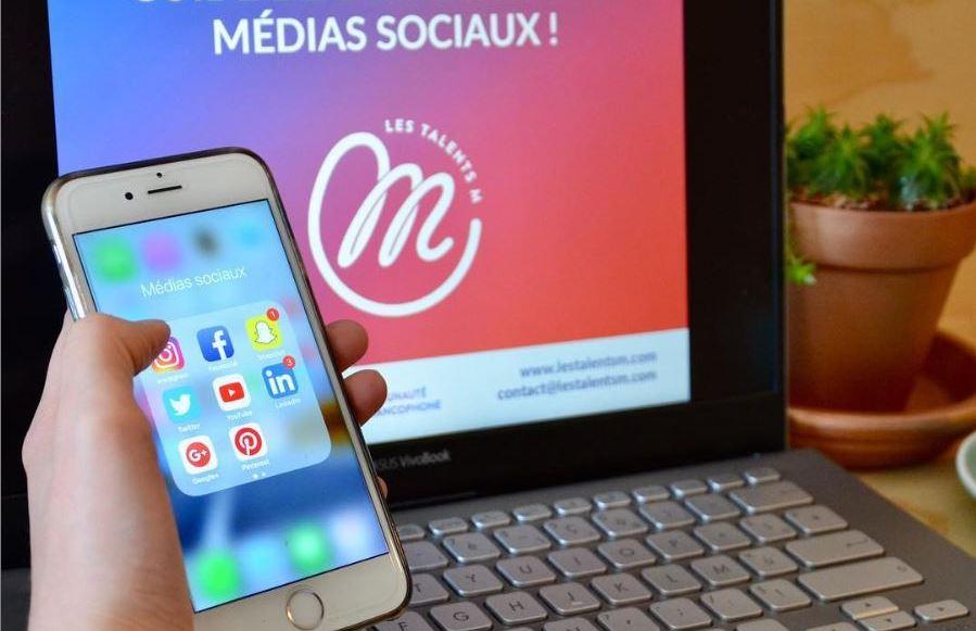 Stratégie organique sur les médias sociaux