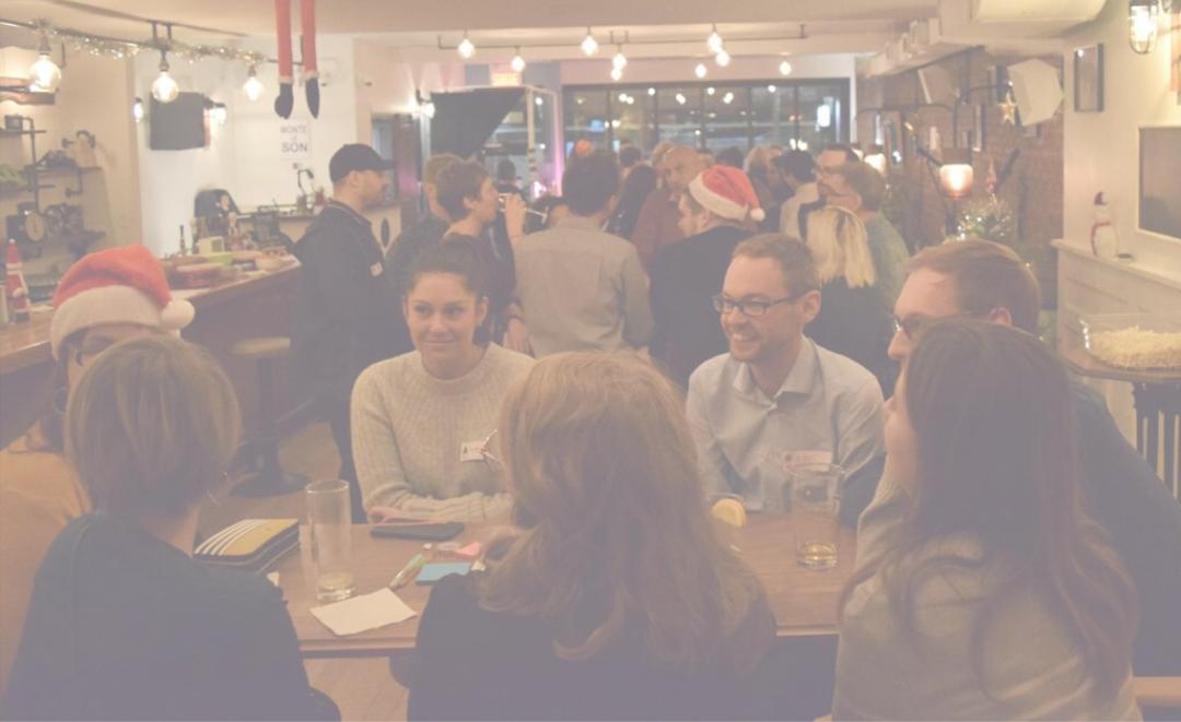Party de Noël des entrepreneurs et travailleurs autonomes