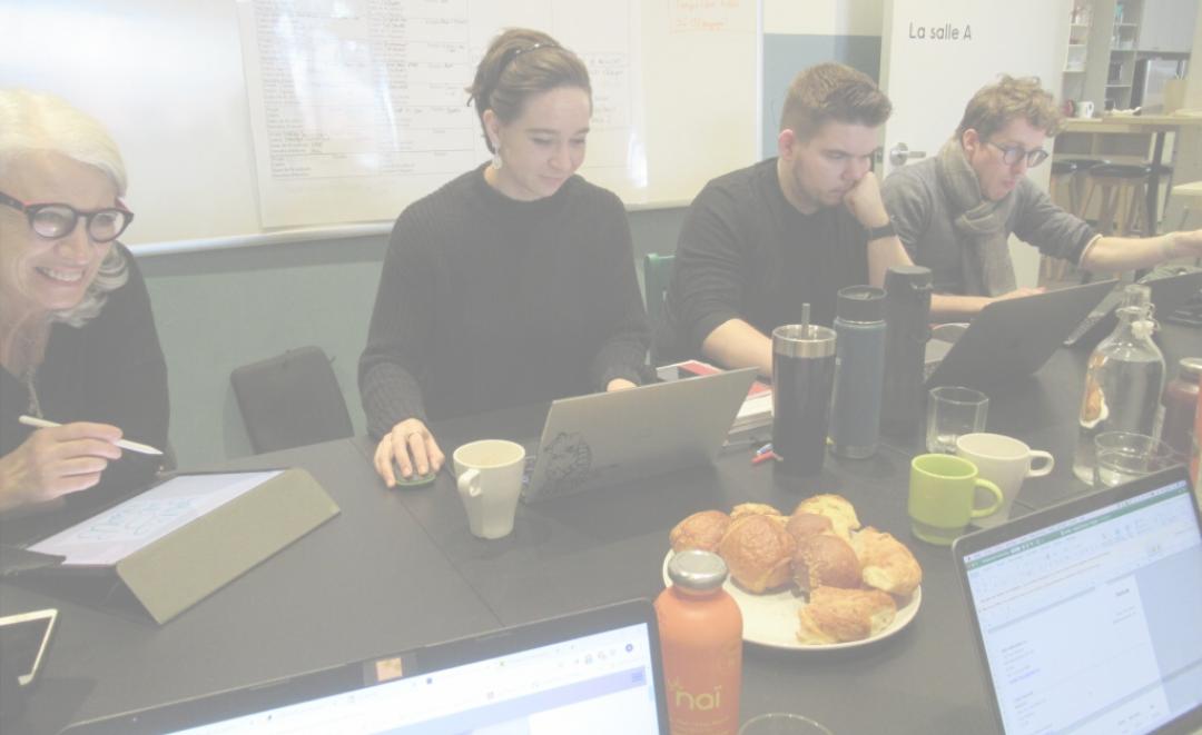 Journée de coworking – Spéciale rentrée 2020