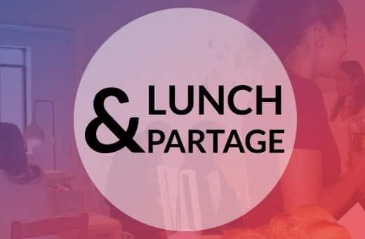 Lunch et partage d'expérience : travailler en voyageant