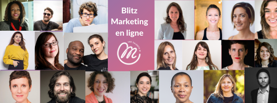 Blitz Marketing, Posez nous vos questions en direct !
